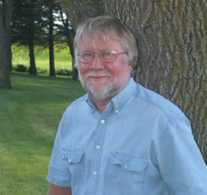 Jerry Nelson, author, Dear County Agent Guy, path to publication