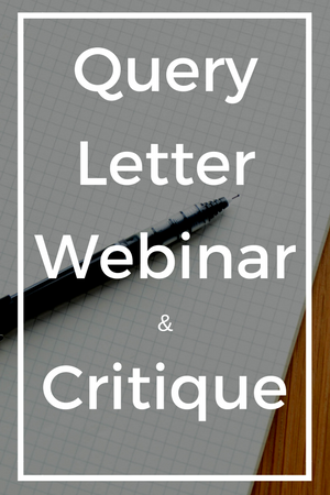 Query Letter Webinar & Critique