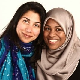 Ayesha Mattu and Nura Maznavi-Success Story