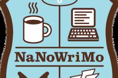 NaNoWriMo (National Novel Writing Month) logo