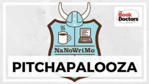 NaNoWriMo Pitchapalooza 2018 on YouTube live