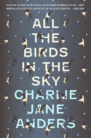 Charlie Jane Anders on Writers Building Community, Smushing Genres, & Being an Outsider