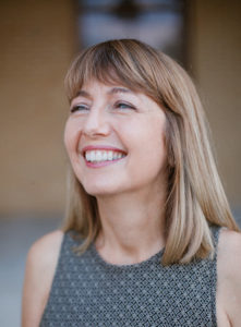 Photo of Jeannie Zokan smiling