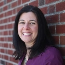 Photo of Kate Forest smiling