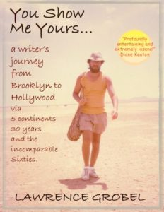 Book cover of You Show Me Yours by Lawrence Grobel