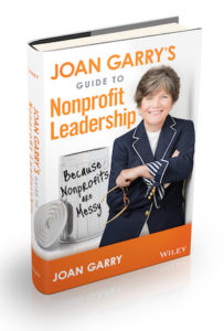 Cover of Joan Garry's Guide to Nonprofit Leadership
