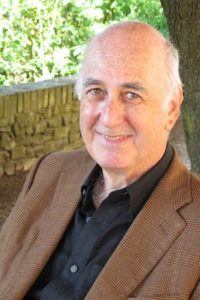 Photo of Phillip Lopate smiling