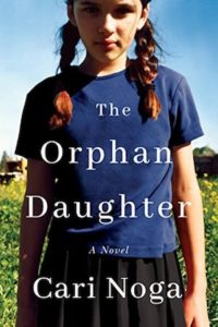 book cover of The Orphan Daughter by Cari Noga