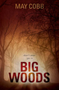 book cover of Big Woods by May Cobb