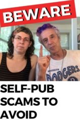 Self-publishing Scams or Legit Publishers?