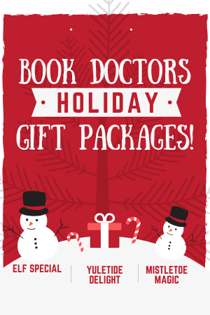 The Book Doctors Holiday Gift Packages