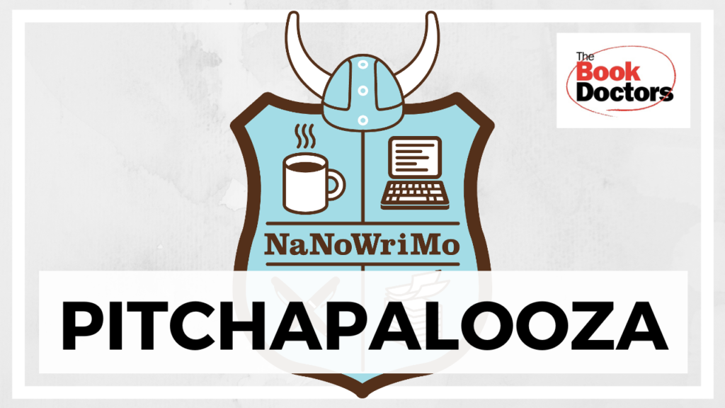 NaNoWriMo Pitchapalooza The Book Doctors