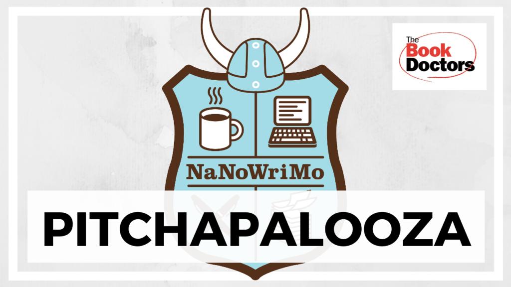 NaNoWriMo Pitchapalooza The Book Doctors