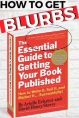 How to Get a Blurb For Your Book